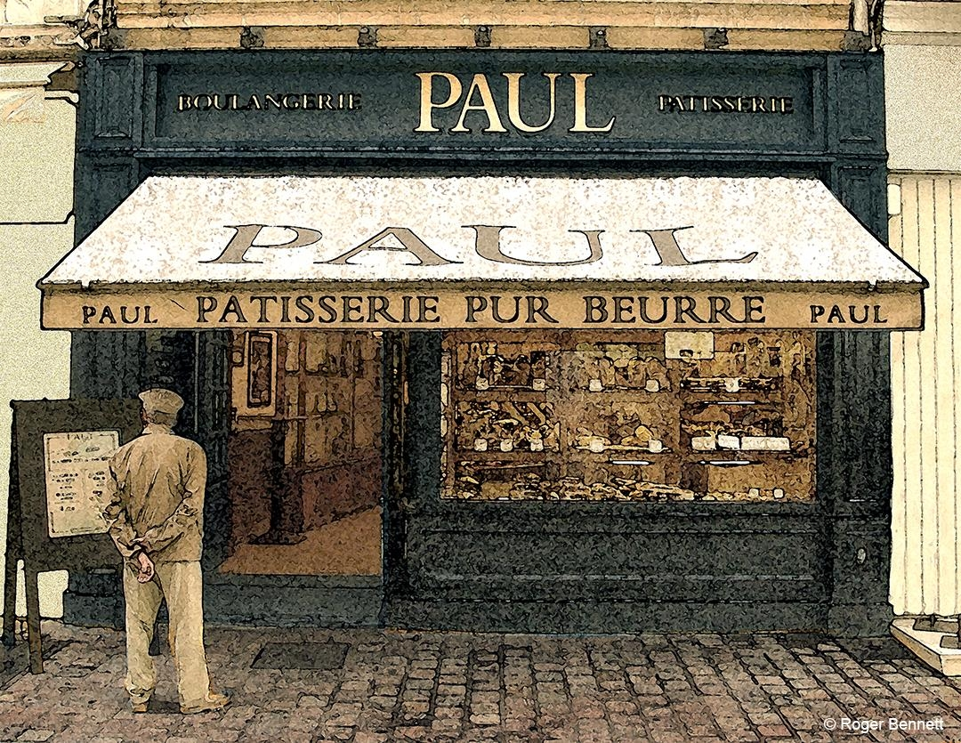 Paul's Patisserie, Cannes, France