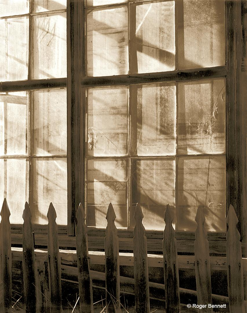 Fence & Window, Bodie, CA
